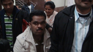 THE ARRESTED TRAFFICKER - CRIME BRANCH DELHI / CID WEST BENGAL / SHAKTI VAHINI JOINT OPERATION